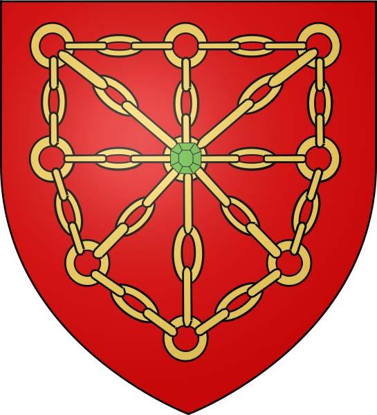 Blason de la Basse Navarre