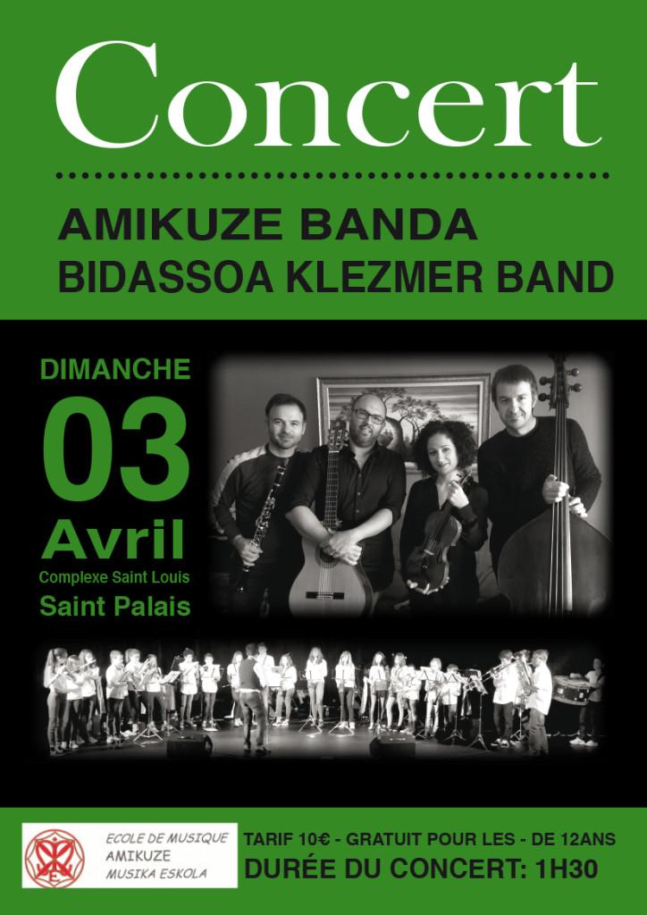concert 3 avril
