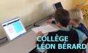 Collège Léon Berard à Saint-Palais