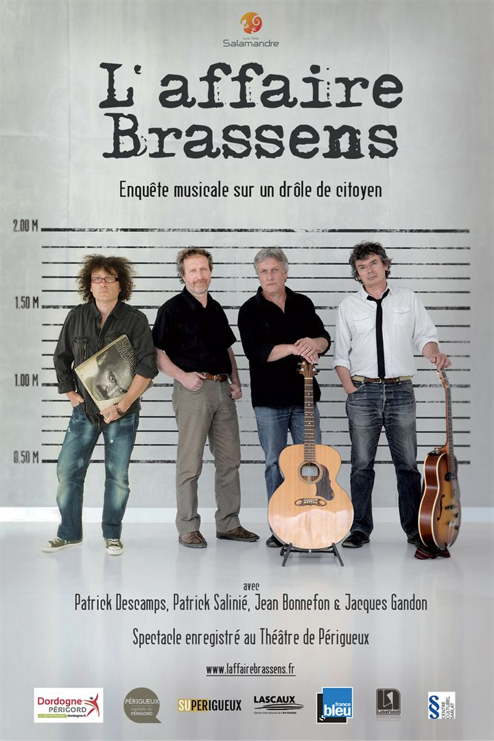l'affaire brassens